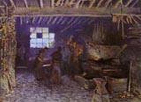 the forge at marly le roi yvelines 1875 XX musee dorsay paris france